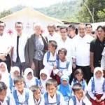 Pertemuan tahunan IMF-Bank Dunia Solidaritas untuk Lombok dan Palu