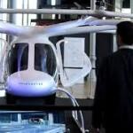 Singapura akan Uji Taksi Terbang tanpa pengemudi