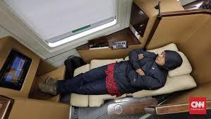 Kereta Sleeper Jakarta-Malang