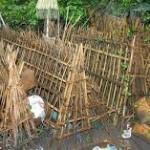 Kuburan bau wangi di Desa Trunyan Bali