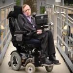 Salinan Tesis dan Kursi Roda Stephen Hawking Laku 146 Miliar