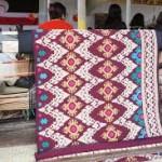 Tenun khas Karangasem Bali berharga Jutaan