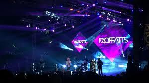 The Moffatts Reuni di Panggung Festival 90an