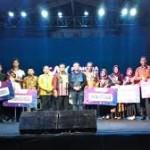 Wakil Tangerang dan Kediri Jadi Pemuda Inspiratif