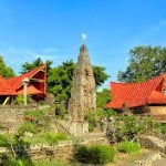 gereja puhsarang kediri jawa timur