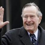 GHW Bush dari Pilot Perang Dunia-2 hingga Jadi Presiden