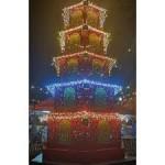 Perayaan Natal di Negara2 Asia dari Korsel hingga Jepang