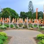 Belanda-Pribumi dan Dua Alun2 Kota Malang