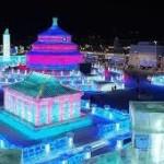 Cina Hadirkan Festival Salju Terbesar di Dunia