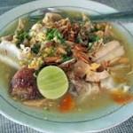 Cobalah Soto Banjar-Kuliner di Banjarmasin