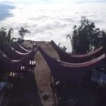 Lolai-Negeri diatas awan di Tanah Toraja
