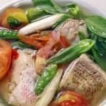 Tips Bikin Sup Ikan Kuwe-nggak pakai lama