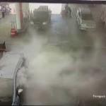 Beredar Video Hoax SPBU di Cipinang Meledak