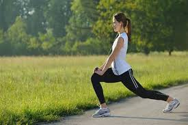 Cegah PTM dengan Berolah Raga Lari sejak remaja