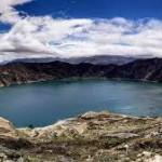 Danau Quilotoa Ecuador