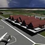 Rencana awal Pembangunan Bandara Singkawang