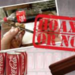 hoax coca cola