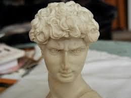 patung romawi neo attician