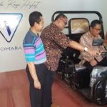Pertama di Indonesia UMKM ini memproduksi Motor Listrik