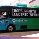 Transjakarta Sewa Bus Listrik