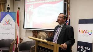 Mahfud MD Ingatkan Ancaman Hukum para Pengedar Hoaks