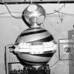 Satelit Navigasi Pertama diluncurkan