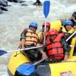 sungai kalibiru papua