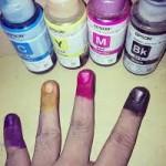 tinta pemilu