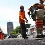 Berkat Campuran Sampah Plastik Jalan Aspal makin kuat