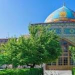 Blue Mosque Satu Satunya Masjid Di Negara Kristen
