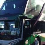 Bus Trans Jawa Jakarta Surabaya Beroperasi Perdana