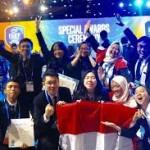 Indonesia Juara Di Kompetisi Internasional Intel ISEF