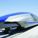 Kereta Maglev China-Meluncur 600 Km Per Jam