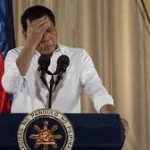 Presiden Duterte Dihinggapi Kecoak Saat Pidato