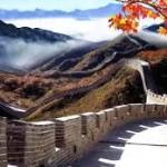 Dibalik Kokohnya Tembok China