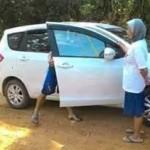 Isi Surat Maling Yang Kembalikan Mobil Curian Di Pati-Dan Sama Dengan Di AS