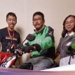 Jonathan Anak Driver Ojol Yang Berkesempatan Kerja Di India