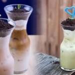 Sesudah Es Krim Pot Muncul Minuman Mirip Tanaman