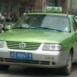 taxi di shanghai