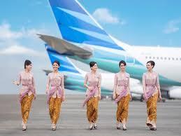 Garuda Menggelar Kebaya Pertiwi Special Flight