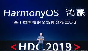 Huawei Luncurkan Harmony OS