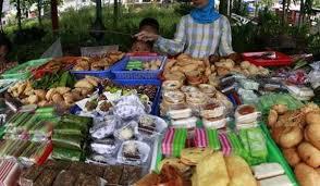 Jajanan Pasar Ikuti Cita Rasa Milenial