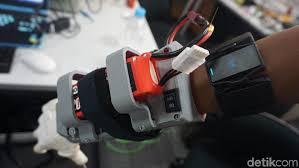 Tangan Bionik Keren Ini Buatan Tangerang