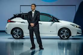 Cerita Hiroto Saikawa Anak Didik Carlos Ghosn Memimpin Nissan