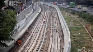 Lintasan Sebidang Jalur KA Kencang Disulap Jadi Ini