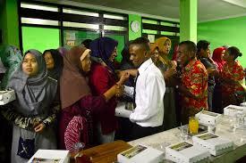 Pamit Ke Warga Mahasiswa Papua Bersyukur Bisa Kuliah Di Surabaya