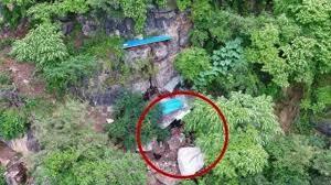 Polisi China Pakai Drone Melacak Penjahat Yang Bersembunyi