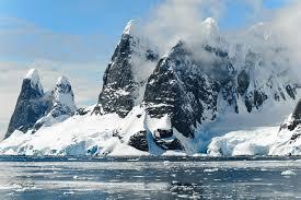 kutub antartika meleleh
