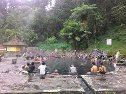 wisata air panas di tiris probolinggo