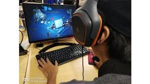 Gamer super aktif China